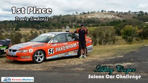 1st Place Ashley Cooper Saloon Car Challenge ver 2