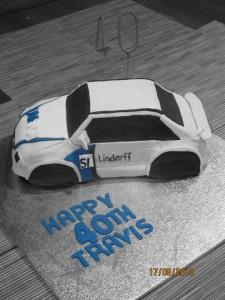 Birthday Cake Trav