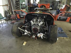 Gt40 rebuild 6